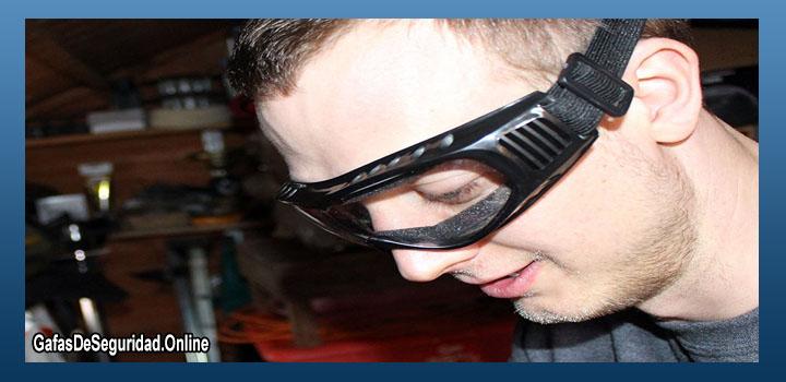 ficha tecnica gafas de seguridad