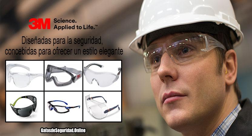 gafas de seguridad 3m precios