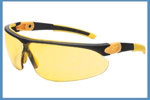 Gafas de Seguridad Amarillas