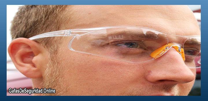 gafas de seguridad animadas