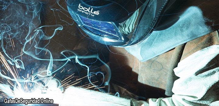 pantalla de soldadura bolle